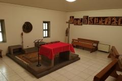 Particolare della nostra piccola cappella